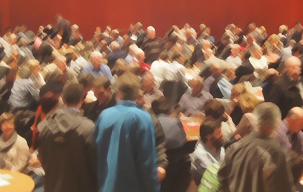 Die Ortsparteien setzen sich für den Bankomat Feusisberg ein